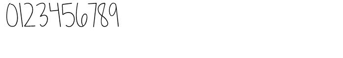 KG Girl On Fire Regular Font OTHER CHARS