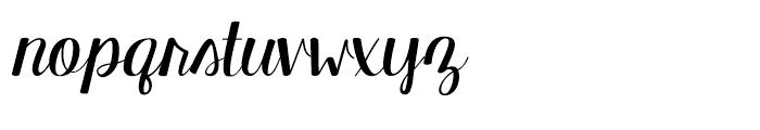 KG Manhattan Script Font LOWERCASE