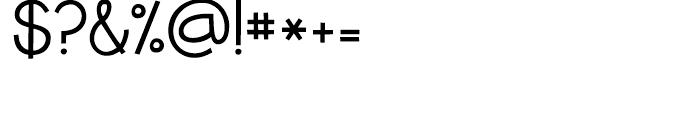 KG Payphone Regular Font OTHER CHARS