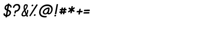 KG Primary Italics Regular Font OTHER CHARS