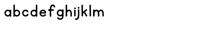 KG Primary Penmanship 2 Font LOWERCASE