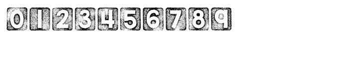 KG Thank You Stamp Regular Font OTHER CHARS