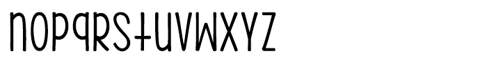 kg pdx bridgetown Regular Font UPPERCASE