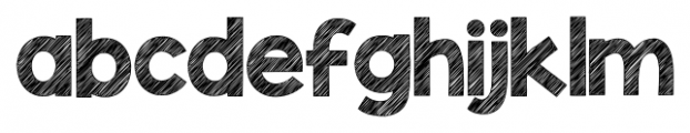 KG Blank Space Sketch Font LOWERCASE