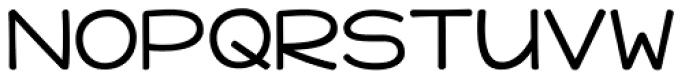 KG Adipose Unicase Font UPPERCASE