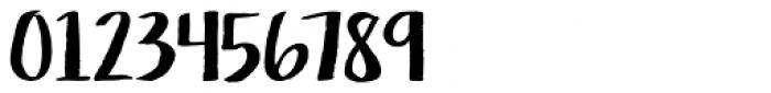 KG Camden Market Script Font OTHER CHARS