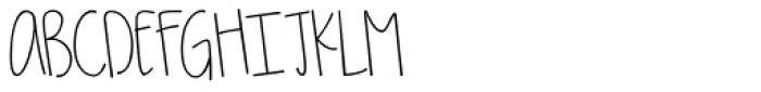 KG Girl On Fire Font UPPERCASE