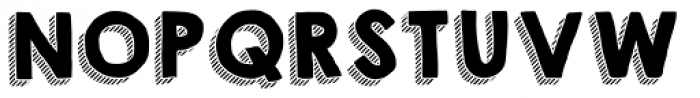 KG HAPPY Font UPPERCASE