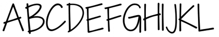 KG I Need A Font Font UPPERCASE