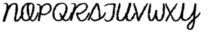 KG Makes You Stronger Font UPPERCASE