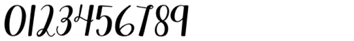 KG Manhattan Script Font OTHER CHARS