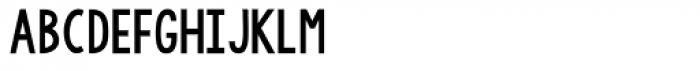KG Modern Monogram Font LOWERCASE