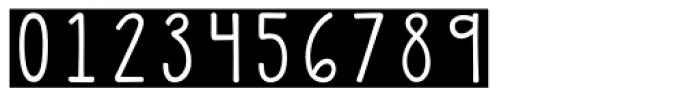 KG PDX Blocks Font OTHER CHARS