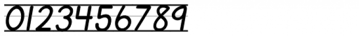 KG Primary Italics Lined Font OTHER CHARS