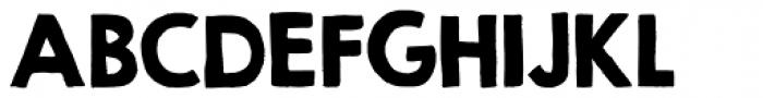 KG Second Chances Solid Font UPPERCASE