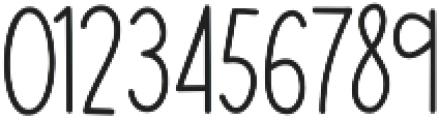 KH Blue Daisy Medium otf (500) Font OTHER CHARS