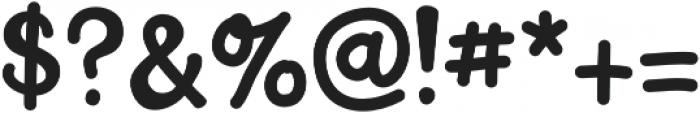 KH-Delightful-Dog Medium otf (300) Font OTHER CHARS