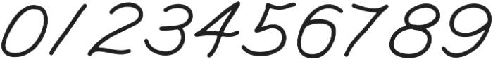 KH SOBER DRAFTSMAN Hand Lettered otf (400) Font OTHER CHARS