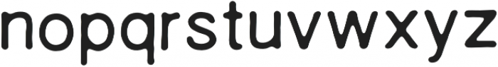 KH ULTRA CLASSIFED-2 Regular otf (900) Font LOWERCASE