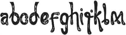 Khalindha otf (400) Font LOWERCASE