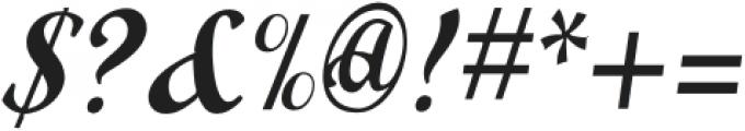 Khamden Script Regular otf (400) Font OTHER CHARS