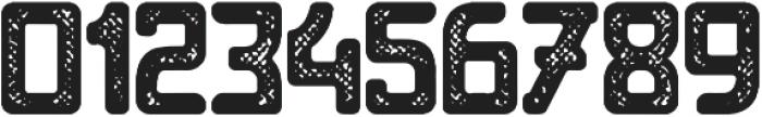 Khepri Round Rough otf (400) Font OTHER CHARS