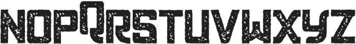 Khepri Textured otf (400) Font UPPERCASE