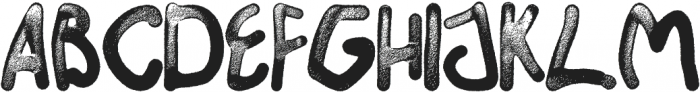 Khuas otf (400) Font UPPERCASE