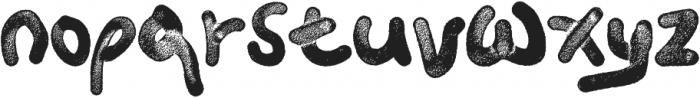 Khuas otf (400) Font LOWERCASE