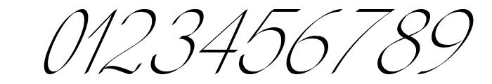 KH Erza Script Italic Font OTHER CHARS