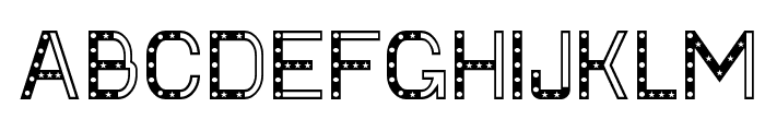 KH Faygt Font LOWERCASE
