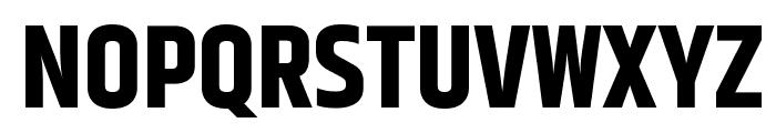 Khand-Black Font UPPERCASE