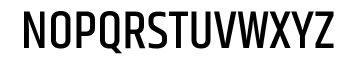 Khand Medium Font UPPERCASE