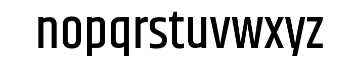 Khand Medium Font LOWERCASE
