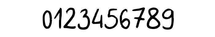 Kharu Regular Font OTHER CHARS
