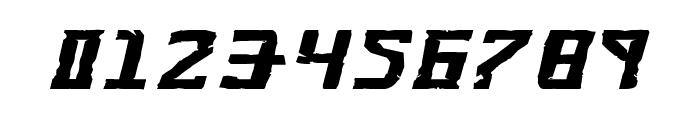 Khazad-Dum Expanded Italic Font OTHER CHARS