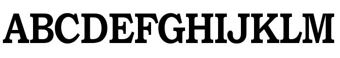 Khmer OS Pheatra C5 Font UPPERCASE