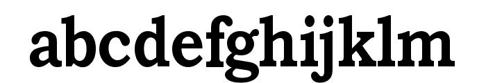 Khmer OS Pheatra C5 Font LOWERCASE