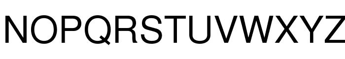 Khmer OS System Font UPPERCASE