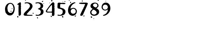 Khaki 2 Font OTHER CHARS
