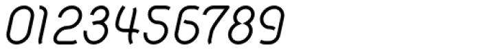 Khamai Pro Light Italic Font OTHER CHARS