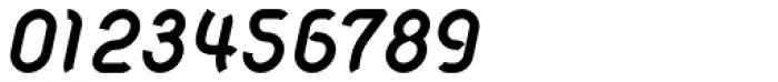 Khamai Pro SemiBold Italic Font OTHER CHARS