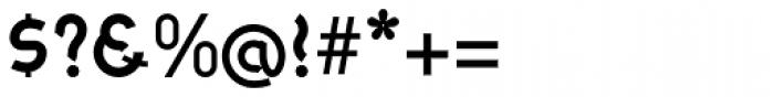 Khamai Pro SemiBold Font OTHER CHARS