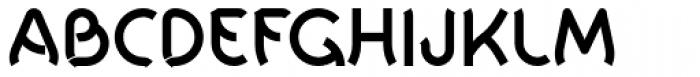 Khamai Pro SemiBold Font UPPERCASE