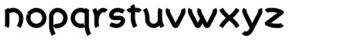 Khamai Pro SemiBold Font LOWERCASE