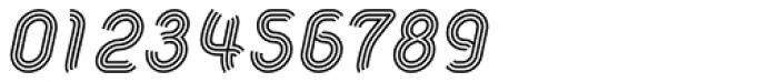 Khamai Pro Tribe Italic Font OTHER CHARS