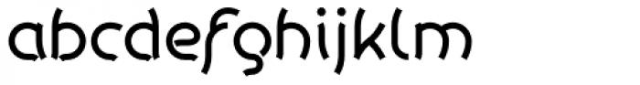 Khamai Pro Font LOWERCASE
