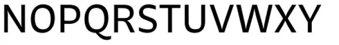 Khang Medium Font UPPERCASE