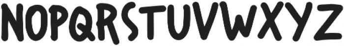 Kiddos ttf (400) Font UPPERCASE