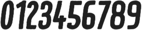 Kikster  black italic otf (900) Font OTHER CHARS
